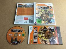 North American Hunting Extravaganza 2 - Nintendo Wii (TESTED/WORKING) UK PAL
