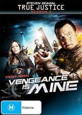 True Justice - Vengeance Is Mine (DVD, 2012)