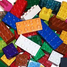 LEGO 100 DUPLO motivo i blocchi predefiniti diversi colori e forme