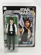 Gentle Giant Jumbo Vintage Star Wars Han Solo action figure MIP - Kenner 1978