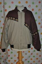 vintage EXPRESS RIDERS Men XL SOUTHWESTERN COAT jacket EUC BLANKET lined