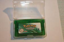 Jeu Game Boy Advance GBA  version FR POKEMON VERSION EMERAUDE