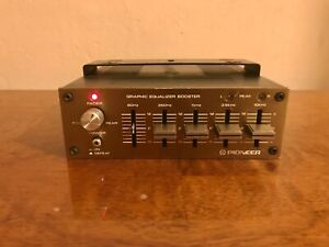 ***Old School Pioneer AD-30 Graphic Equalizer Booster-KP,KPX,Component--Rare***