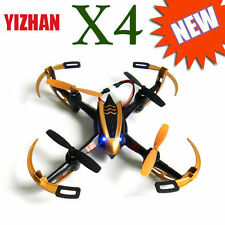 Mini Tarantula RC Drone FAST Quadcopter GOLD Yizhan X4 2.4GHz Awesome Fun to fly