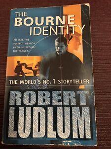 The Bourne Identity by Robert Ludlum (Paperback, 2002)