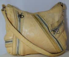MARC JACOBS Kelsey Flash Lamb Leather Cross Body Bag