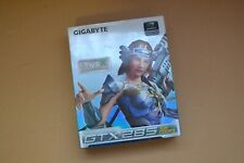 Gigabyte Technology NVIDIA GeForce GTX 285 PCI-E Video Card 1GB GV-N285-1GH-B