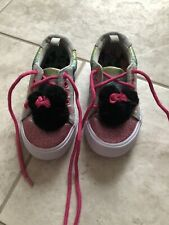 Size Uk 12 Kids Minnie Mouse Shoes