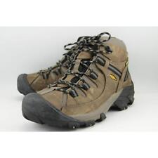 Keen Targhee II Mid Men US 10 Brown Hiking Boot Pre Owned  1847