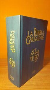 La Bibbia di Gerusalemme -Edizione per lo studio