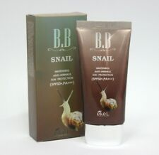 EKEL Snail BB Cream SPF50+PA+++ Korea Face Makeup Korean Beauty Cosmetic 50ml