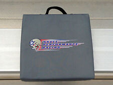 NHRA Approved Stadium Seat Cushions are Lightweight and Easy to Carry
