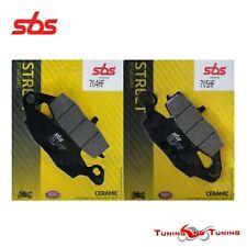 Pastiglie Freno Anteriore SBS HF PER SUZUKI DL V-STROM 650 2004-2005-2006-2007