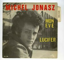 45 RPM SP MICHEL JONASZ MON EVE / LUCIFER