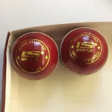 Ihsan Inferno 750 RED Cricket Ball. Hand Stitched. 156 GM