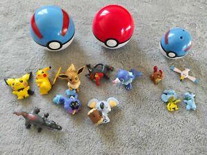 Pokémon Figurines Et Poké Balls