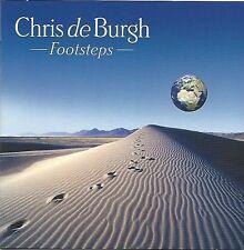 CHRIS DE BURGH / FOOTSTEPS * NEW CD * NEU *