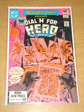 ADVENTURE COMICS #488 NM (9.4) DC BRIAN BOLLAND COLLECTION WITH SIGNED CERT