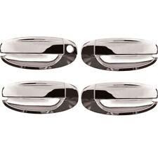 Fits Chevy Aveo Sedan 2004-2006 ABS Chrome Door Handle Covers Overlay