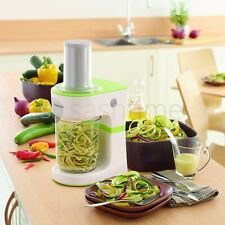 Kenwood 0.5L Spiralizer Food Slicer 70W White Electric Fruit Vegetable Spaghetti