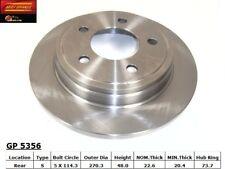 Disc Brake Rotor fits 1993-1997 Eagle Vision  BEST BRAKES USA