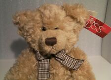 """Russ Berrie Teddybär """"Thornbury"""" Teddy Bear, 1999"""