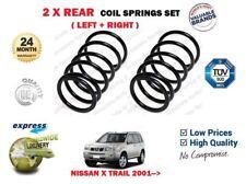 Pour Nissan X Trail 2.0i 2.5i 2.2DT 2001-2007 Neuf 2x Arrière Ressort Jeu de