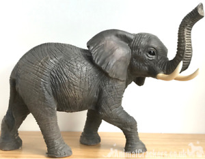 22cm elephant ornament figurine sculpture Leonardo elephant lover gift boxed