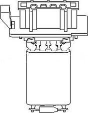 Skoda Octavia 1Z3 1Z5 2004-2013 Heat Heating Motor Resistor Replacement Part