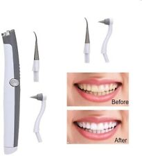 Elektrisch Zahnsteinentferner Schallwelle mit LED Zahnmedizin