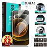 iPhone 12 Pro Max mini Dust Proof Full Tempered Glass Screen Protector For Apple