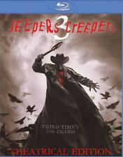 JEEPERS CREEPERS 3 NEW BLU-RAY DISC