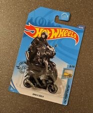 Hot Wheels BMW K 1300 R Motorcycle 65/250 Silver/Black FACTORY FRESH 8/10 *NEW*