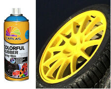 New YELLOW  Plasti Dip Multipurpose 13.5 oz Spray Can Rubber Coating Removable
