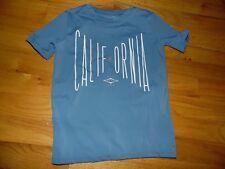 956876dffa Boy's GAP Kids Swimsuit sz XS 94-5) Rash Guard CALIFORNIA Blue EXC