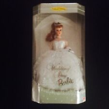 Rare Barbie Doll Red Head Wedding Day Platinum Collection Edition NRFB Mint 1996