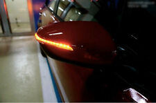 LED Reflector Puddle Lamp Power Side Mirror For 13~2015+ Kia New Forte Cerato K3