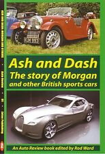 Book - Ash & Dash Morgan Story - Cooper Salmson Kieft Lister Squire Auto Review