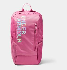 New Under Armour UA Forge Voyager Backpack Water Repellent MSRP $55