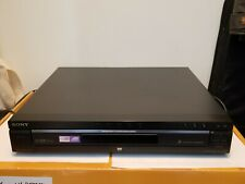 Sony DVP-NC675P Five Disc DVD/CD Player Tested