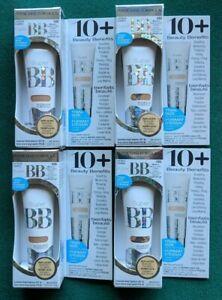 Lot 4 Physicians Formula Beauty Balm Cream Super BB #6393 Light Medium 0.25 oz