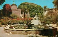 Postcard Mission San Juan Capistrano, CA