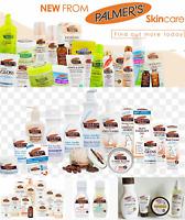 PALMER'S Cocoa Butter Formula / Coconut Oil /Olive Butter Skin Care *Full Range*