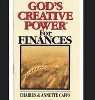 God's Creative Power for Finances Charles Capps Word of Faith Rhema Christian