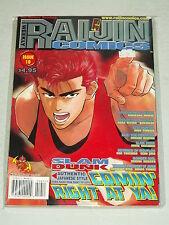 RAIJIN COMICS #10 JAPANESE MANGA MAGAZINE FEBRUARY 26 2003