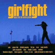 Girlfight (2000) (CD) Theodore Shapiro, Santana, Fat Joe..