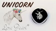 ~Unicorn ~ Love Wish Pearl Kit Cultured Pearl Oyster Necklace Kit