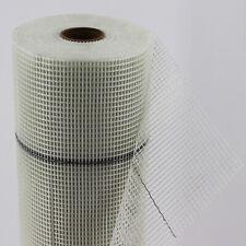 250m² Armierungsgewebe Gewebe Putzgewebe WDVS  Glasfasergewebe 165g 4x4mm