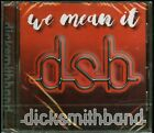 Dick Smith Band We Mean It CD new NWOBHM...
