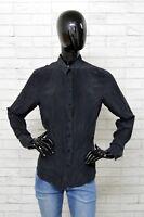 Camicia ZARA WOMAN Donna Taglia XL Shirt Woman Polo Chemise Maglia PARI AL NUOVO